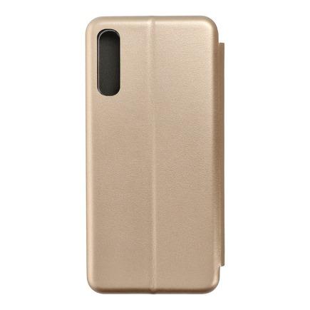 Pouzdro Book Elegance Samsung A70 / A70s zlaté