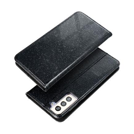 Pouzdro Forcell Shining Book iPhone 13 Pro černé
