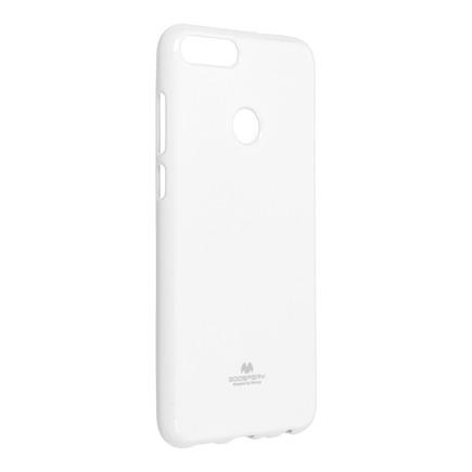 Pouzdro Jelly Mercury Huawei P Smart bílé
