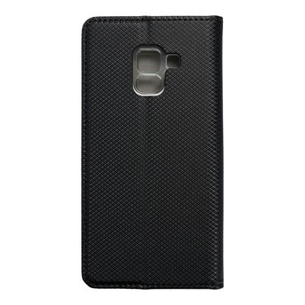 Pouzdro Smart Case book Samsung Galaxy A5 2018 / A8 2018 černé