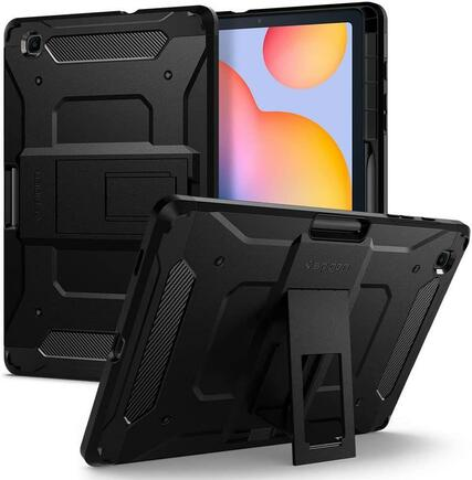 Pouzdro Tough Armor Pro Galaxy Tab S6 Lite 10.4 P610/P615 černé