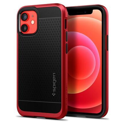 Spigen Pouzdro Neo Hybrid iPhone 12 Mini červené