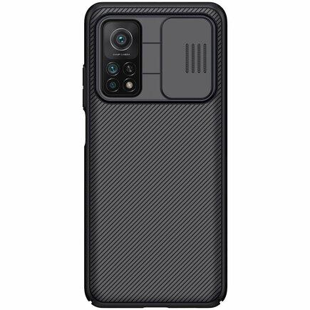 Nillkin CamShield Zadní Kryt pro Xiaomi 10T/10T Pro Black