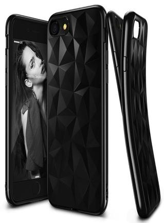 Pouzdro Brick Stone černé Samsung Galaxy S7 Edge