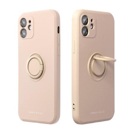 Pouzdro Roar Amber Case - pro Xiaomi Redmi Note 10 4G LTE / Redmi Note 10s Růžové