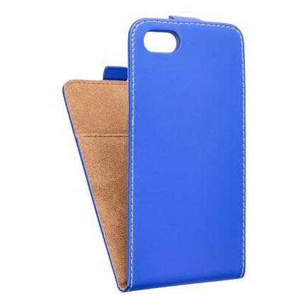 Pouzdro svislé Slim Flexi Fresh iPhone 7 / 8 / SE 2020 modré