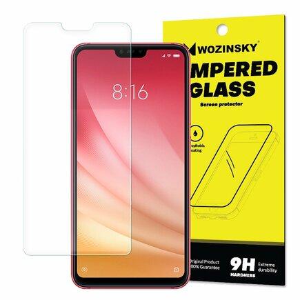 Tempered Glass tvrzené sklo 9H Xiaomi Mi 8 Lite (balení - obálka)