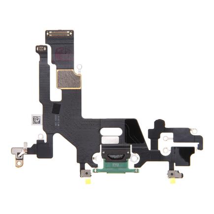 11 Flex Kabel vč. Dobíjecího Konektoru zelený