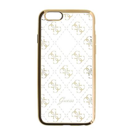 4G TPU Pouzdro zlaté pro iPhone 6/6S
