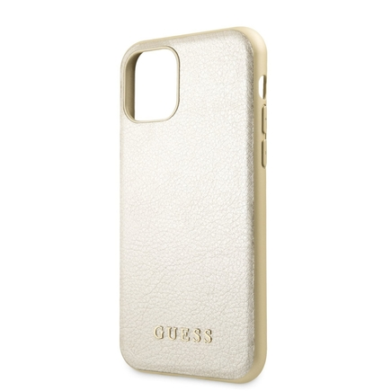 Iridescent Pouzdro pro iPhone 11 zlaté (EU Blister)