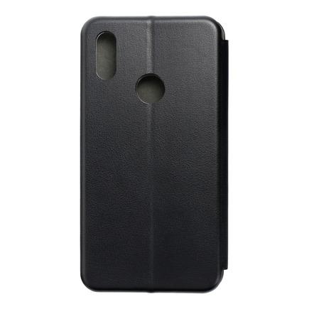 Pouzdro Book Elegance Huawei Y6 2019 černé