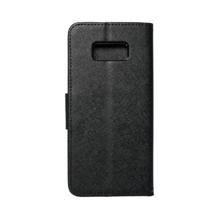 Pouzdro Fancy Book Samsung Galaxy S8 Plus černé