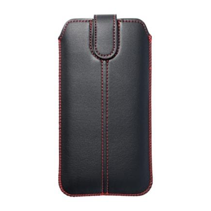 Pouzdro Forcell Ultra Slim M4- pro iPhone 13/13 Pro černé
