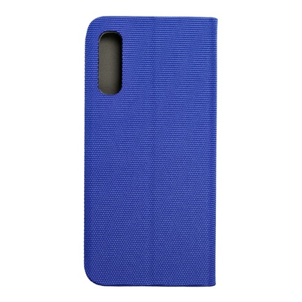 Pouzdro Sensitive Book Samsung A70 / A70s modré