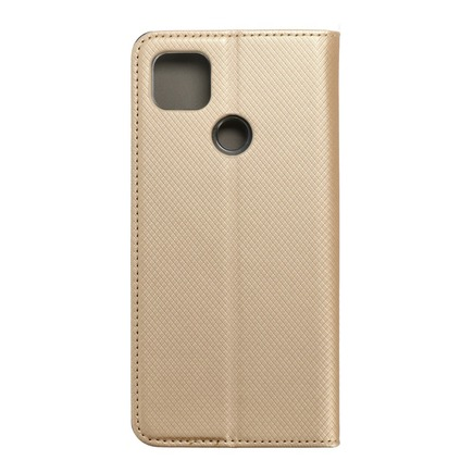 Pouzdro Smart Case book Xiaomi Redmi 9C zlaté