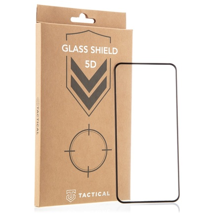 Tactical Glass Shield 5D sklo pro Huawei P40 Pro černé