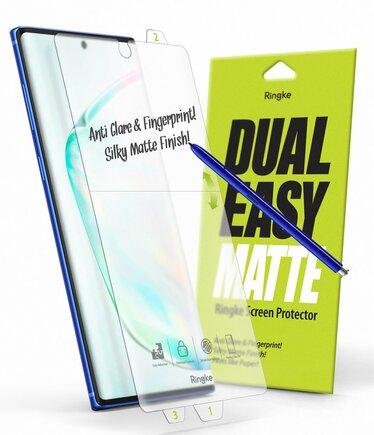 Dual Easy Matte Film 2x matná ochranná fólie Paper-like Samsung Galaxy Note 10 (EMSG0001)