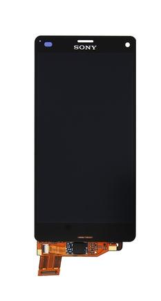 LCD Display + Dotyková Deska černý pro Sony D5803 Xperia Z3 Compact