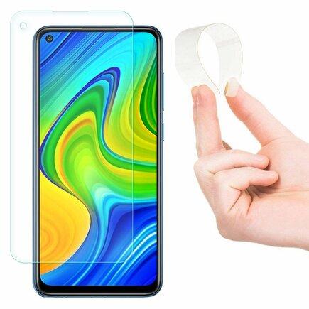Nano Flexi hybridní elastická skleněná fólie Xiaomi Redmi 10X 4G / Xiaomi Redmi Note 9
