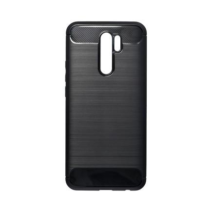 Pouzdro Carbon Xiaomi Redmi 9 černé