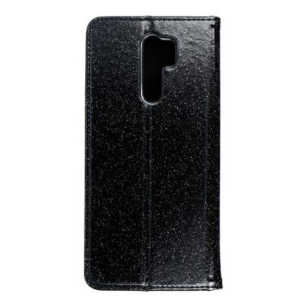 Pouzdro Shining Book Xiaomi Redmi 9 černé