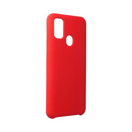 Pouzdro Silicone Samsung Galaxy M21 červené