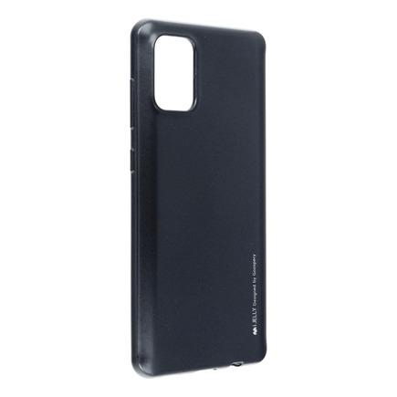 Pouzdro i-Jelly Mercury Samsung Galaxy A71 černé