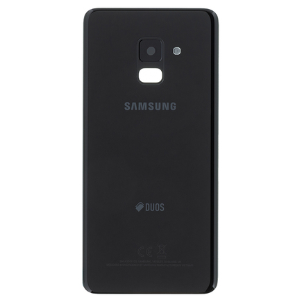 Samsung A530 Galaxy A8 2018 Kryt Baterie černý (Service Pack)