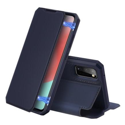 Skin X pouzdro s klapkou Samsung Galaxy A31 modré