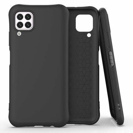 Soft Color Case elastické gelové pouzdro Huawei P40 Lite / Nova 7i / Nova 6 SE černé