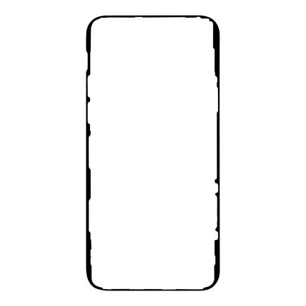 11 Pro Lepicí Páska pro LCD černá