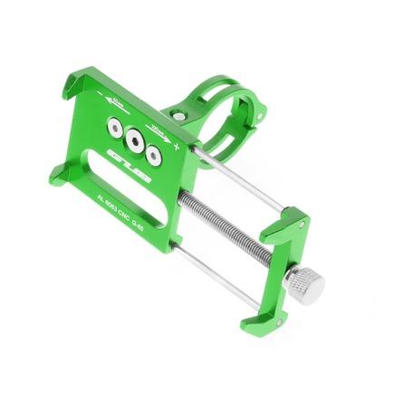 Cyklistický úchyt na řídítka G85 Metal zelený