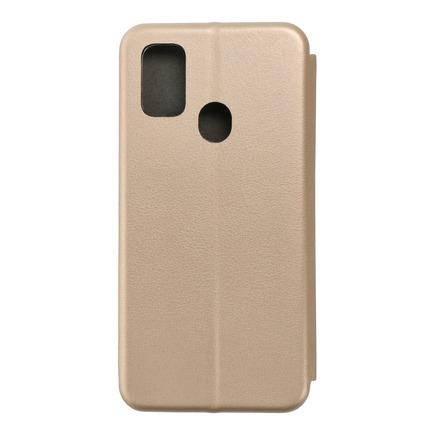 Pouzdro Book Elegance Samsung M21 zlaté