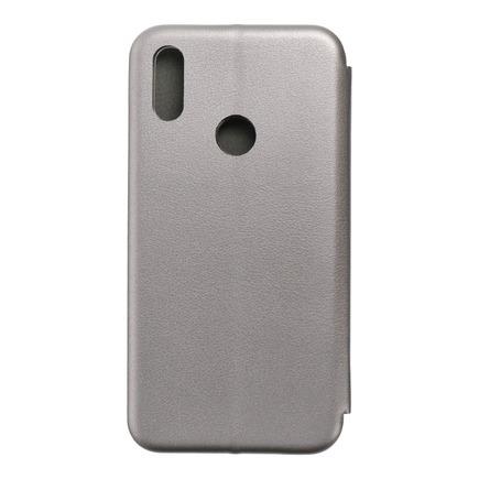 Pouzdro Book Elegance Xiaomi Note 7 šedé