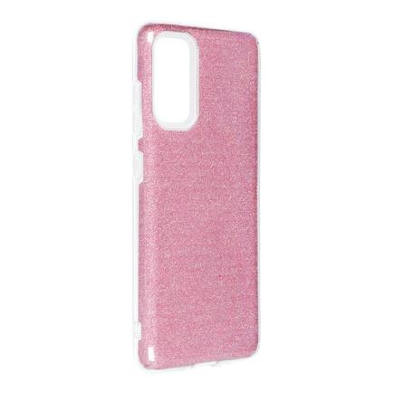 Pouzdro Shining Samsung Galaxy S20 / S11e růžové