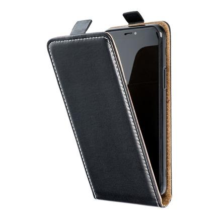 Pouzdro Slim Flexi Fresh svislé iPhone 13 Mini černé