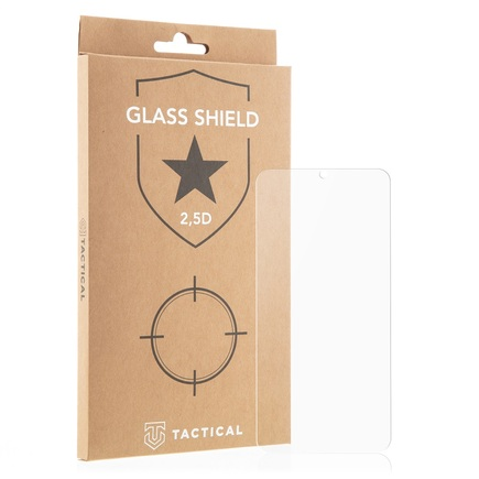 Tactical Glass Shield 2.5D sklo pro Samsung Galaxy A40 průsvitné
