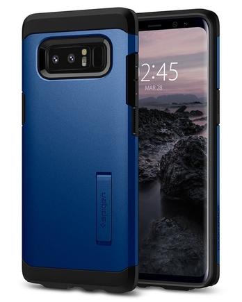Tough Armor pouzdro Samsung Galaxy Note 8 N950 modré (Deep Sea Blue)