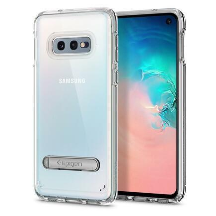 """Ultra Hybrid """"S"""" Pouzdro Galaxy S10 E LITE průsvitné"""