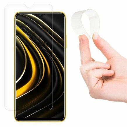 Wozinsky Nano Flexi hybridní elastická skleněná fólie Xiaomi Poco M3