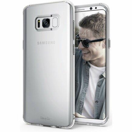Air ultratenké gelové pouzdro Samsung Galaxy S8 Plus G955 průsvitné (ARSG0008-RPKG)