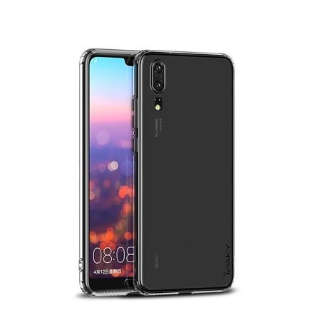 Effort gelové pouzdro + tvrzené sklo 9H Huawei Y6 2018 průsvitné