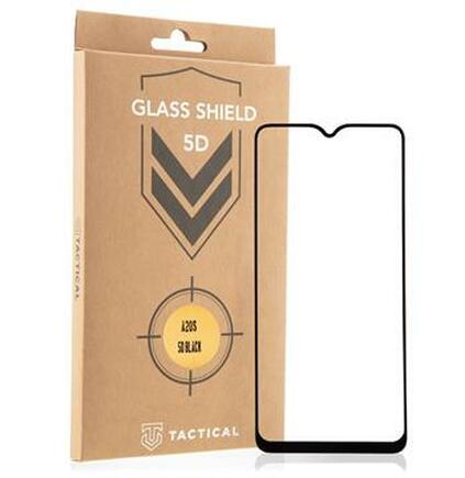 Glass Shield 5D sklo pro Samsung Galaxy A20s černé