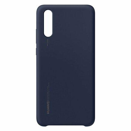 Huawei Silicon Case elastické silikonové pouzdro Huawei P20 modré (51992363)