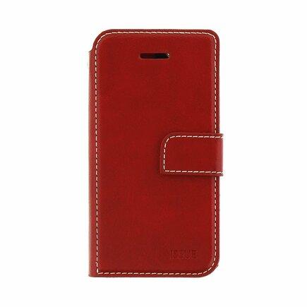 Issue Book Pouzdro pro Xiaomi Mi 10 Lite červené