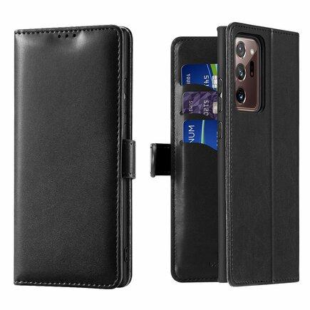 Kado pouzdro s klapkou Samsung Galaxy Note 20 Ultra černé