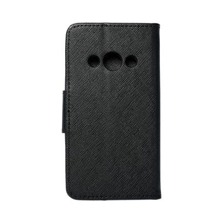 Pouzdro Fancy Book Samsung Xcover 3 (G388F) černé