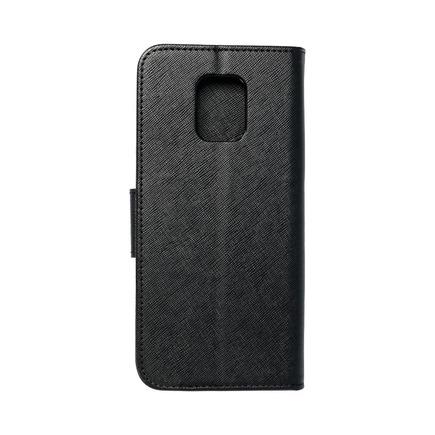 Pouzdro Fancy Book Xiaomi Note 9 Pro Max černé