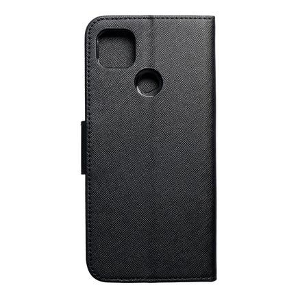 Pouzdro Fancy Book Xiaomi Redmi 9C černé