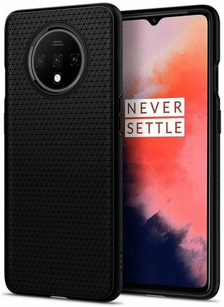 Pouzdro Liquid Air OnePlus 7T matte černé